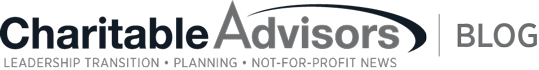 Charitable Advisors Blog