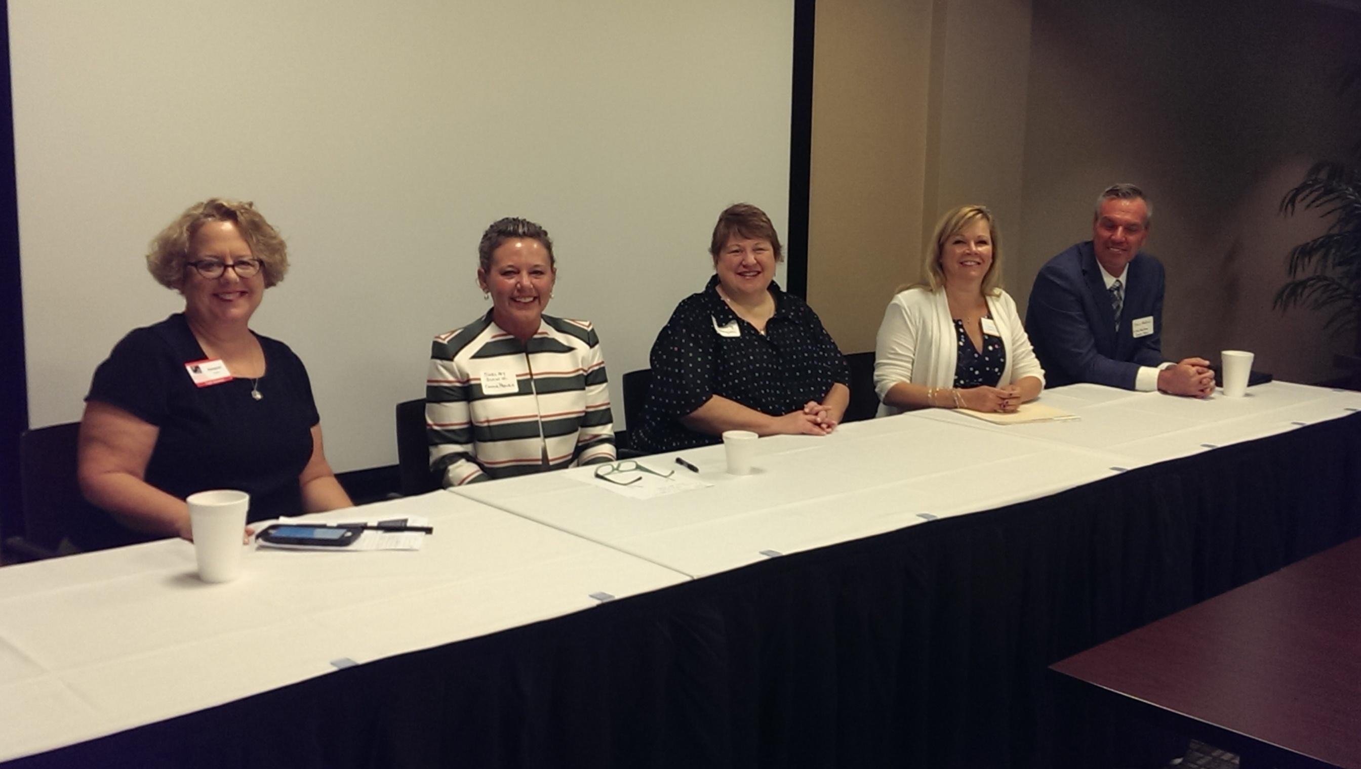 HR Nonprofit Peer Group | Charitable Advisors