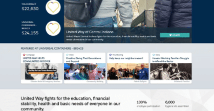 United Way and Salesforce.org: Teaming up to change giving