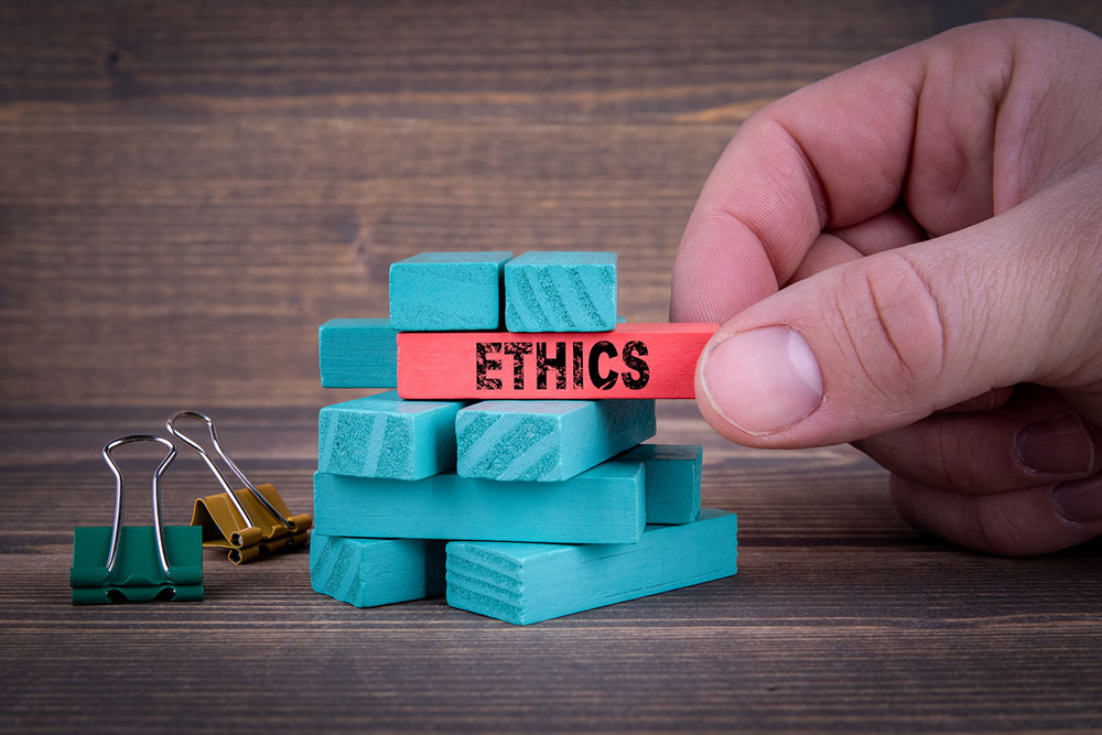 In fundraising, ethics should cause red flags to wave